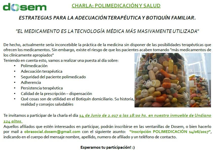 Publicidad Polimedicacion y salud
